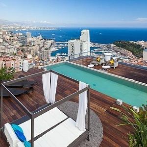 Penthouse Monte Carlo Monaco