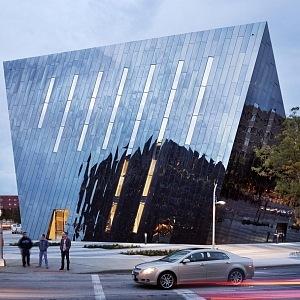 Museum of Contemporary Art Cleveland, Cleveland, USA