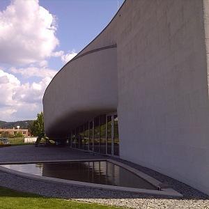 Architektonická stavba Zdeňka Fránka