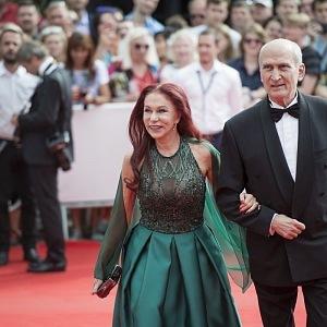 Blanka Matragi s manželem