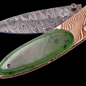 Luxusní kapesní nůž Monarch Burma