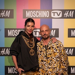 Monika Marešová, Filip Vaněk, MOSCHINO [tv] H&M