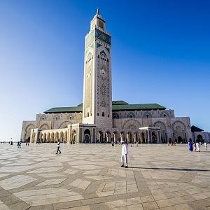 Mešita Hassana II