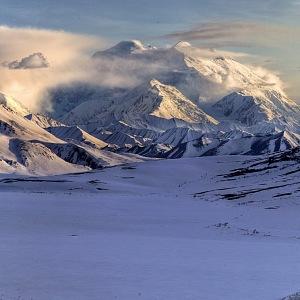 Divoká zima na Aljašce