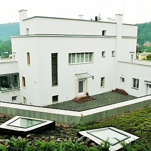 Münzova vila, Brno