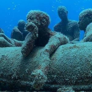Podmořské muzeum Atlántico