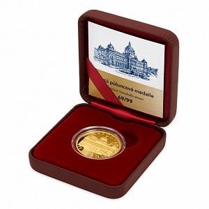 Pamětní zlatá mince