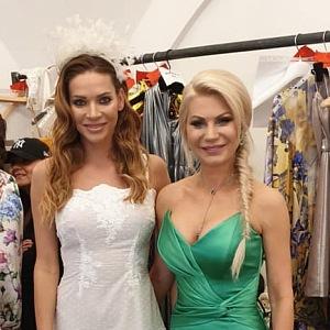 Natali s Andreou Verešovou.