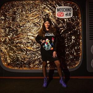 Nelly Řehořová, MOSCHINO [tv] H&M