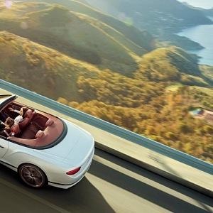 Bentely Continental GT Convertible 2019