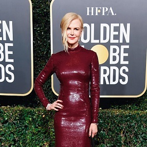Nicole Kidman, dress Michael Kors