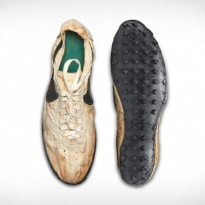 Měsíční boty byly vyrobeny v roce 1972.