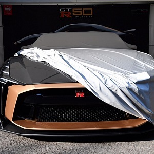 Italdesign, Nissan GT R50