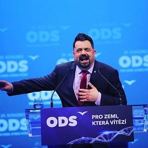 Novotný jako politik za ODS.