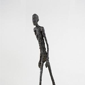 Alberto Giacometti: Kráčející muž