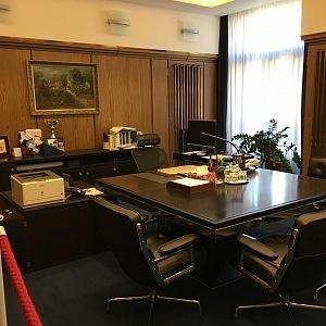 Kancelář guvernéra.