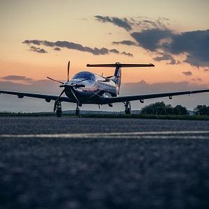 Soukromá letadla, podílové vlastnictví Netflight