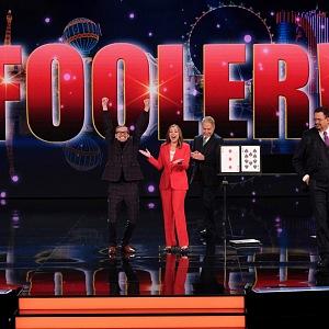 Momentka při třetím vítězství v pořadu Fool Us!.