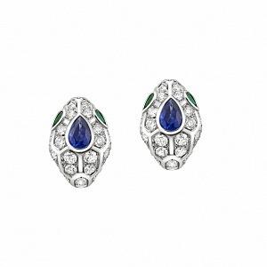 Luxusní šperky Bulgari zdobí drahé kameny