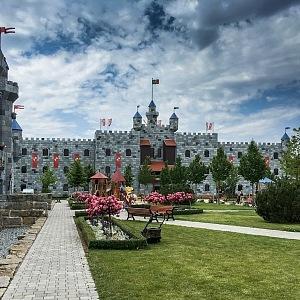 Legoland hrad