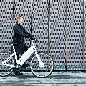 E-bike Biomega, Oko
