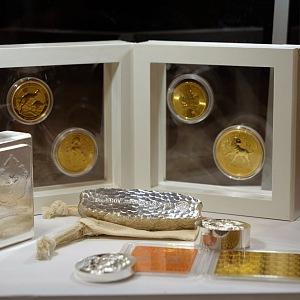 Zlato nikdy neztratilo svou hodnotu.