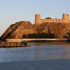 Al Jalali Fort - Muscat