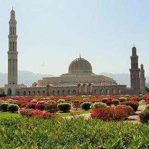 Mešita sultána Kábúse