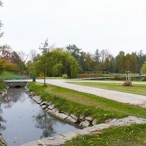 Lokalita Stromovka a jeho park