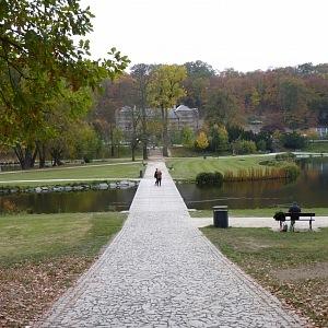 Cesta k rybníkům
