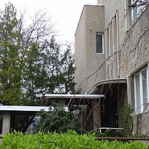 Detail na vchod