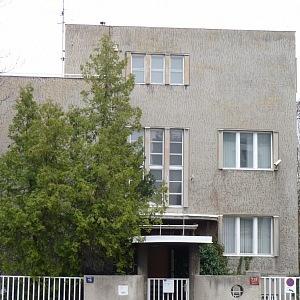 Vila, architektka Olga Třísková