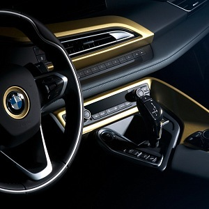 BMW i8 a i3 STARLIGHT Edition, detail