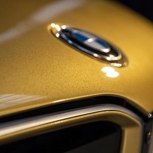 BMW i8 a i3 STARLIGHT Edition, detail