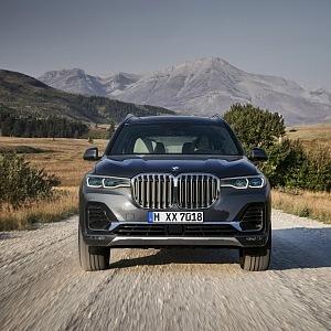 BMW X7 - v prodeji od března 2019