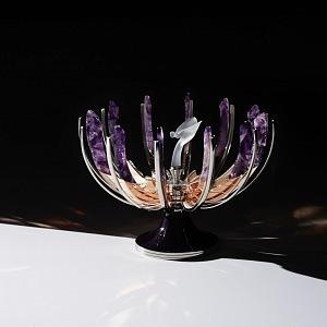 'Spirit of Ecstasy' Fabergé Egg