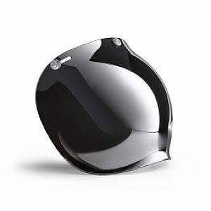 Helmet Bowler Visor mirrored
