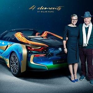 Milan Kunc, Jana Dvořáková, manažerka BMW v ČR
