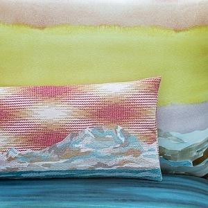 Horský masiv Monte Rosa - kolekce PANORAMA