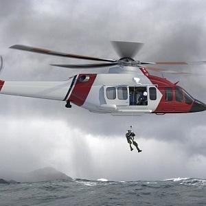 Bell 525 Relentless pro záchranáře