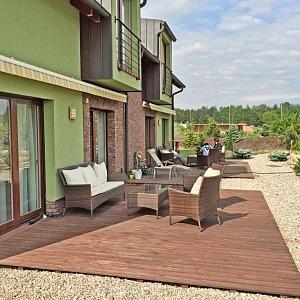 Apartments near Golf & Spa Resort Kunětická Hora