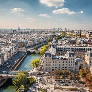 Město Paříž