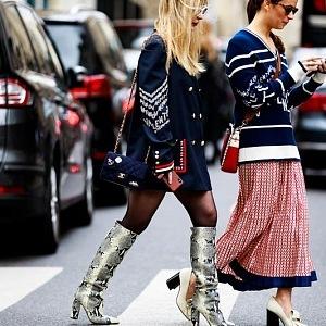 Pařížská móda všedních dní