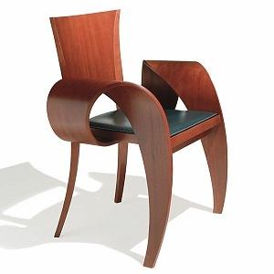 Židle Patty Diffusa, William Sawaya, 1992