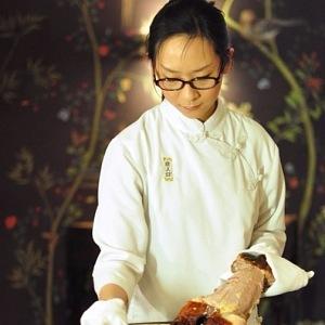 China Tang. Kachna po Pekingsku