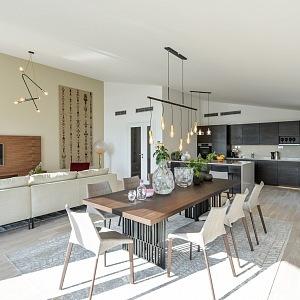 Šárecký dvůr - nové byty