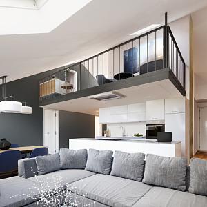 Loftový způsob bydlení
