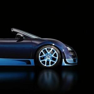 PG Bugatti and car Bugatti