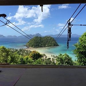 Ziplina El Nido, Palawan