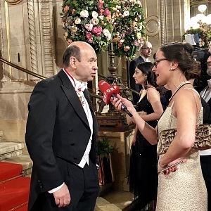 Ředitel Státní opery Dominique Meyer